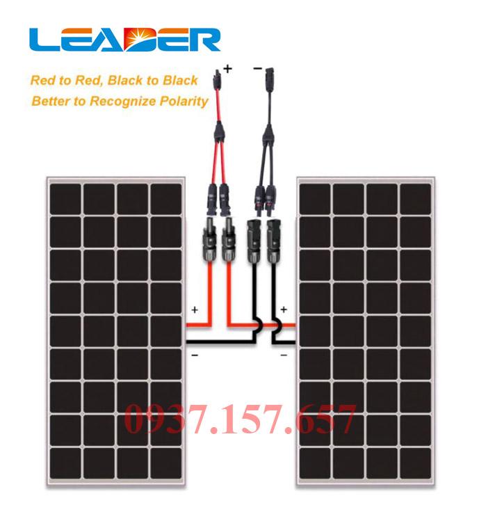 Vật tư điện năng lượng mặt trời gồm những gì?