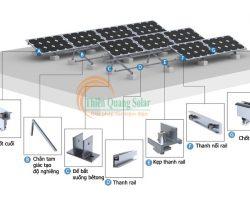 Báo giá vật tư điện năng lượng mặt trời