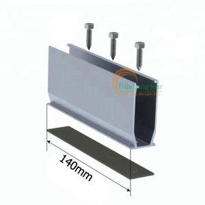 Thanh rail nhôm năng lượng mặt trời
